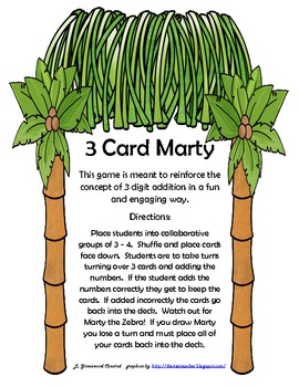 3 Card Marty