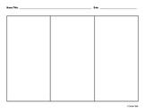 3-Column Organizer