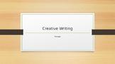 3 Creative Writing Warm Ups