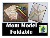 Atom Model (Foldable)