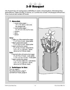 3-D Bouquet