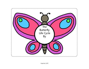 3-D Butterfly Life Cycle