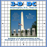 Building a 3-D Washington, D.C., City on a Coordinate Plane