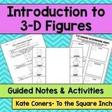 3-D Figures Notes