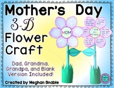 3-D Mother's Day Flower