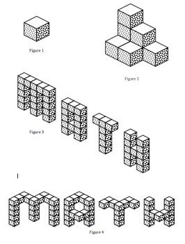 3-D Name Project: Isometric Drawing