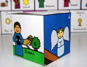 3-D Printable Advent Calendar Boxes