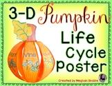 3-D Pumpkin Life Cycle Craft