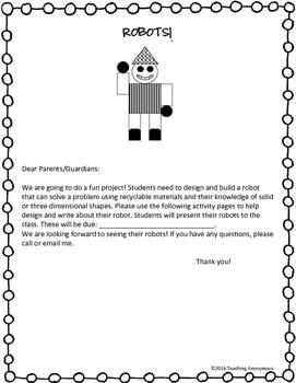 3-D Robot