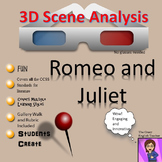 3-D Scene Analysis Project: Romeo and Juliet Diorama: Standards Based