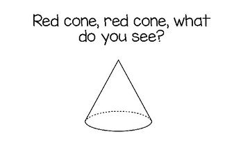 3-D Shape, 3-D Shape, What do you See?