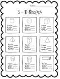 3-D Shape Attributes