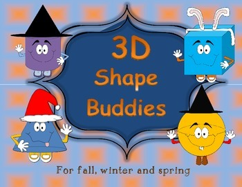 3-D Shape Clip Art