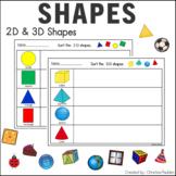 3-D Shape Sorter