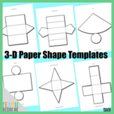 3-D Shape Templates