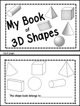 3 D Shapes