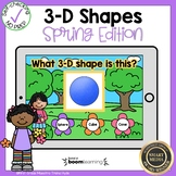 Digital 3-D Shapes Boom Cards
