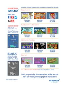 3-D Shapes   FREE Printable Poster, Worksheet & Fun Video   1st-3rd Grade