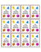 3-D Shapes Memory Game - Kindergarten