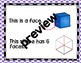 3 D Shapes - Mini Lesson and Interactive Game