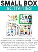 3-D Shapes: Small Box Activities