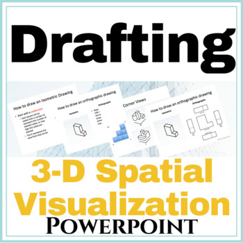 3-D Spatial Visualization Powerpoint | Spatial Visualization | Engineering