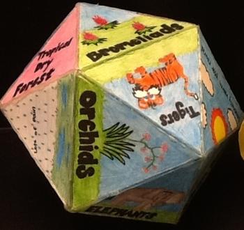 3-D Sphere Model
