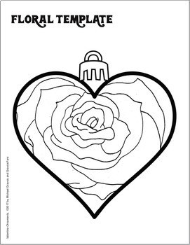 Valentine's Day Crafts and Activities—18 Ready-To-Go Art and Writing Templates