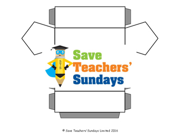 3-D Shape Nets Lesson Plans, Worksheets and More