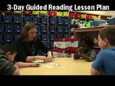 3 Day Guided Reading Template