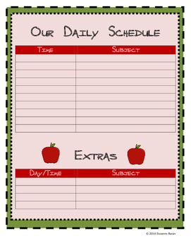 3-Day Substitute Plans and Activities
