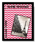 3 Days in Paris Project - Complete Packet