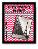 3 Days in Paris Project (Preview)