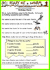Diary of a Worm!  Diary of a Fly!  Diary of a Spider! by Doreen Cronin