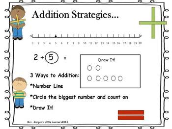 3 Different Ways to Practice Addition