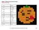 3-Digit + 1-Digit Addition - Color-By-Number PUMPKIN EMOJI Mystery Pictures