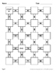 3-Digit ÷ 1-Digit Division Maze