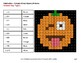 3-Digit - 2-Digit Subtraction - Color-By-Number PUMPKIN EMOJI Mystery Pictures