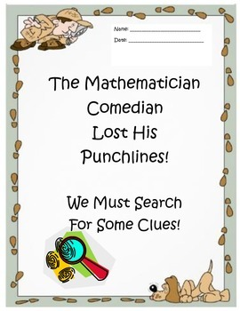 3 Digit Adding Activity - Find the Clues to the Jokes