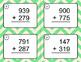 3-Digit Addition Task Cards