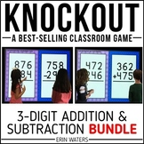 3-Digit Addition 3-Digit Subtraction Game | KNOCKOUT | Dis