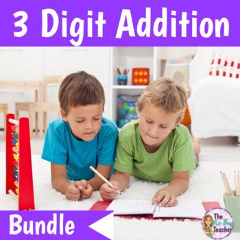 3 Digit Addition Bundle