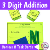 3 Digit Addition Activities