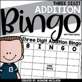 Three Digit Addition Bingo (with regrouping)