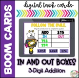 3-Digit Addition| Boom Cards |Distance Learning