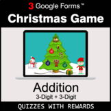 3-Digit Addition   Christmas Decoration Game   Google Form