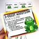 3-Digit Addition Math Center (included in 2nd grade math centers bundle)