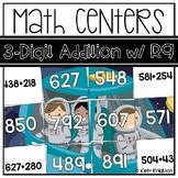 3-Digit Addition Math Puzzles