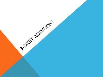 3-Digit Addition PowerPoint