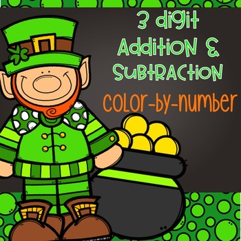 3 Digit Addition & Subtraction